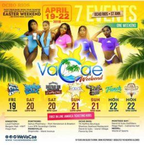 Vacae Weekend